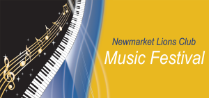 Newmarket Lions Club Music Festival